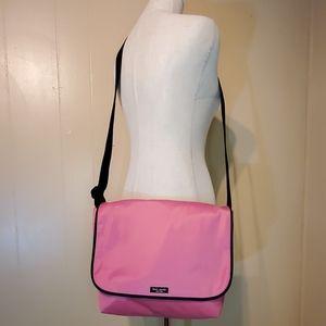 Kate Spade Pink Nylon Crossbody  Bag